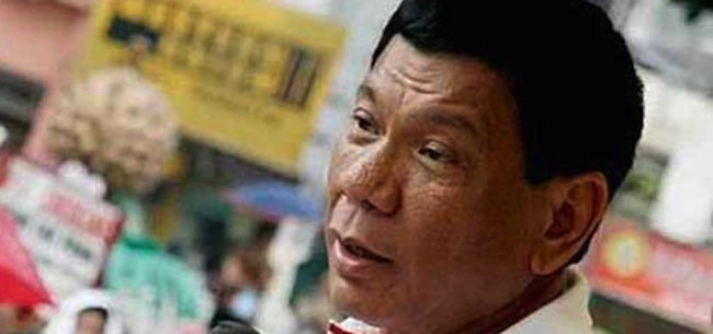 Rodrigo Duterte Philippines mayor offers reward to anyone who can decapitate suspected car thief