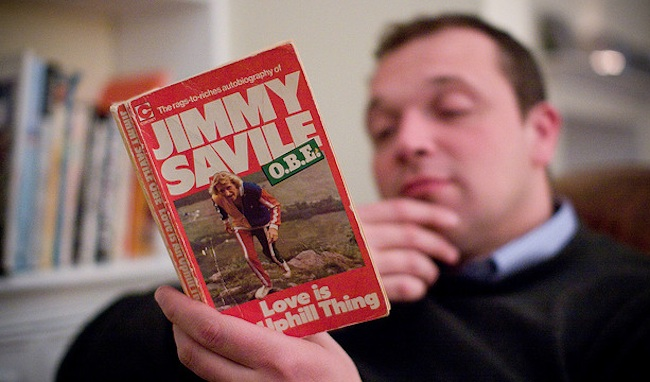 jimmy savile love is an uphill thing Extracts from Jimmy Saviles autobiography Love Is An Uphill Thing