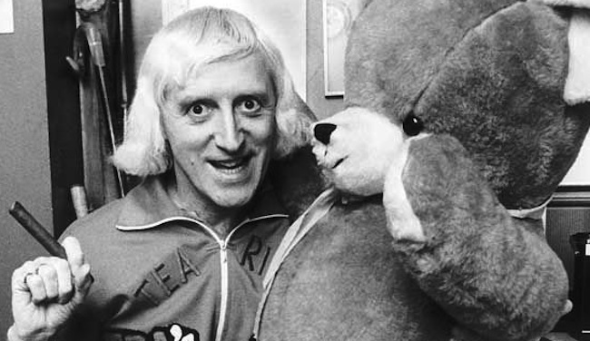 jimmy savile teddy