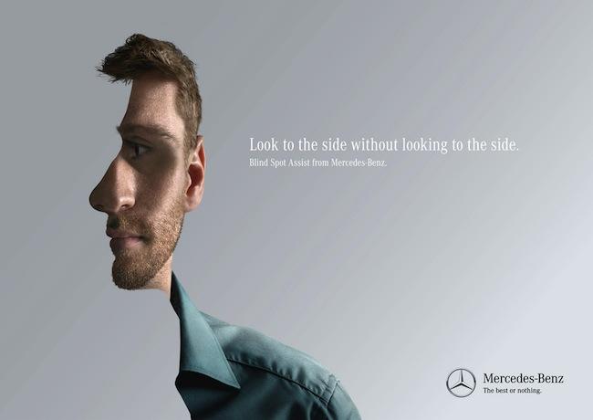 Anorak | Great ads: Mercedes radar-based technology