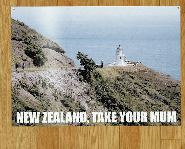 news zealand tourist posters 1 All of Murrays New Zealand Tourism posters from Flight of the Conchords