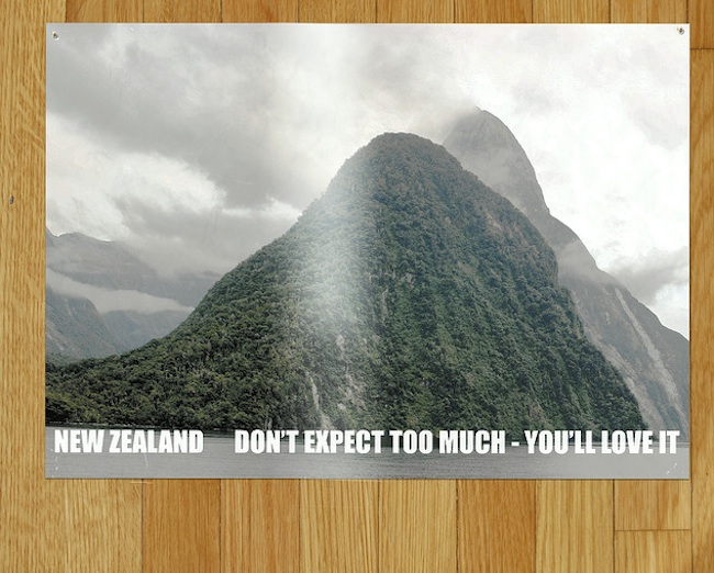 news zealand tourist posters 4 All of Murrays New Zealand Tourism posters from Flight of the Conchords