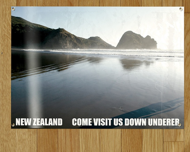 news zealand tourist posters 5 All of Murrays New Zealand Tourism posters from Flight of the Conchords