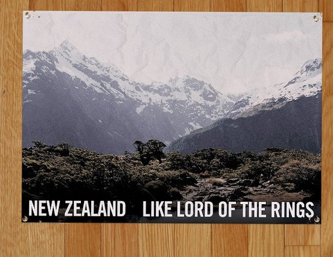 news zealand tourist posters 6 All of Murrays New Zealand Tourism posters from Flight of the Conchords