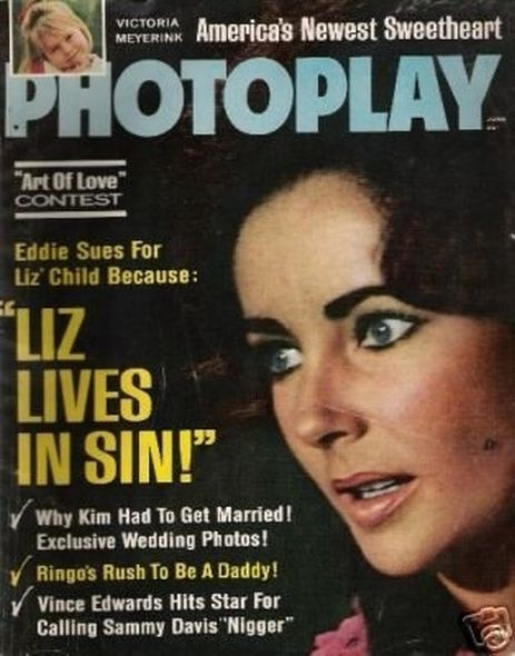 1965 1 Elizabeth Taylor and Richard Burtons love story told in magazine covers