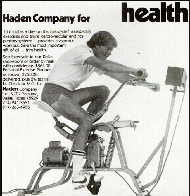 1970s keep fit 1 The greatest keep fit devices of the 1970s