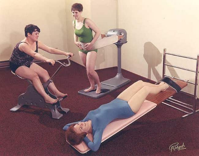1970s keep fit The greatest keep fit devices of the 1970s