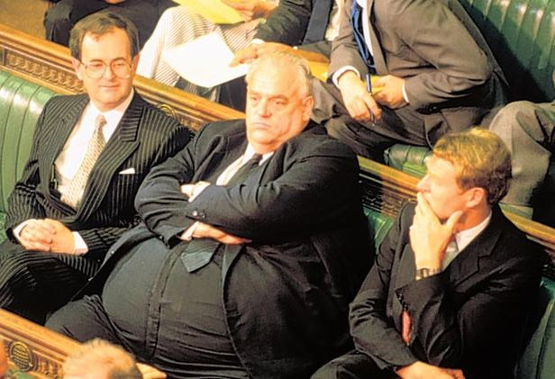 Cyril Smith Tom Watson, Simon Danczuk and Rob Wilson all want to be the fake sheikh