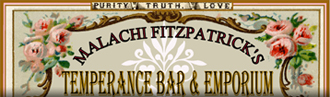 Fitzpatricks Temperance Bar Emporium. Owner of Britains last Temperance bar arrested for drink driving