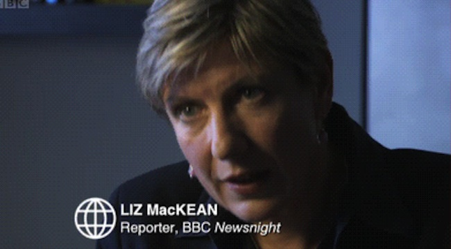 Liz MacKean bbc Off with the Beebs cowardly time serving heads   let Liz MacKean wield the axe