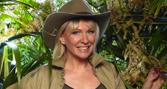 Nadine Dorries jungle Jonathan Vernon Smith skewers Nadine Dorries parliamentary assistant