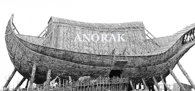 PA 12194142 Man builds ark to escape apocalypse, like you do