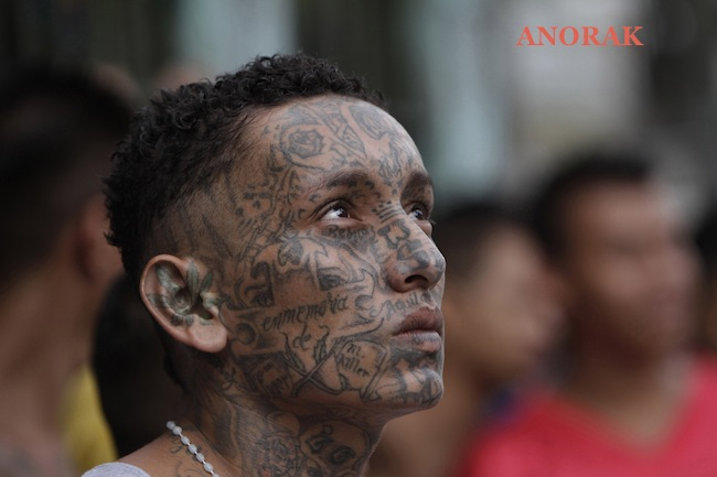 PA 14501507 In photos: the tattooed faces of MS 13 and 18th Street gang members