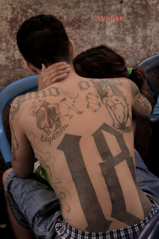 PA 14511166 In photos: the tattooed faces of MS 13 and 18th Street gang members