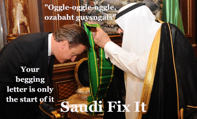 PA 15056458 David Cameron meets old pals on Middle East tour