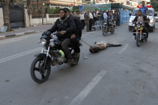 PA 15180352 Hamas murders six collaborators in name of Human Rights (photos)