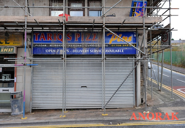 PA 15199931 Police looking for sexual abuse shut down Rochdale takeaway with no evidence nor proof of criminality 