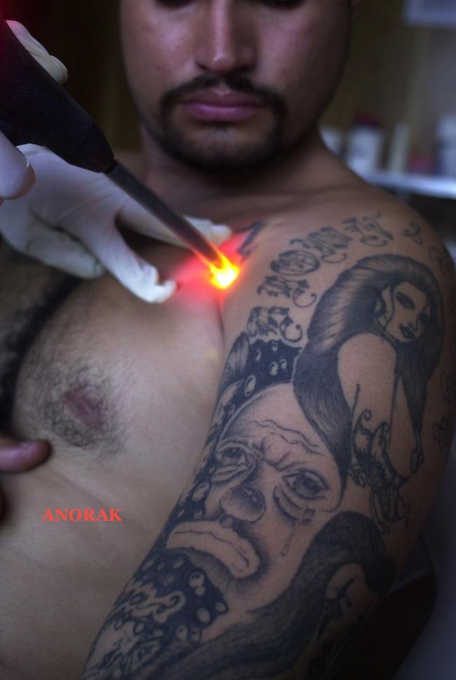 PA 2461504 In photos: the tattooed faces of MS 13 and 18th Street gang members