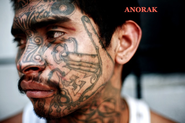 PA 4541608 In photos: the tattooed faces of MS 13 and 18th Street gang members