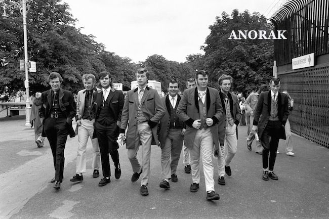PA 4945663 Londons Teddy Boys   a photo essay