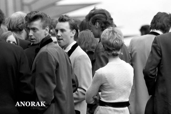 PA 4947320 Londons Teddy Boys   a photo essay