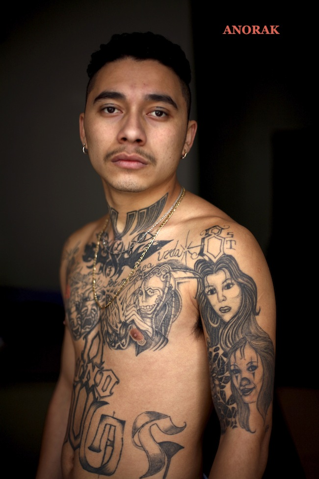 PA 5443500 In photos: the tattooed faces of MS 13 and 18th Street gang members