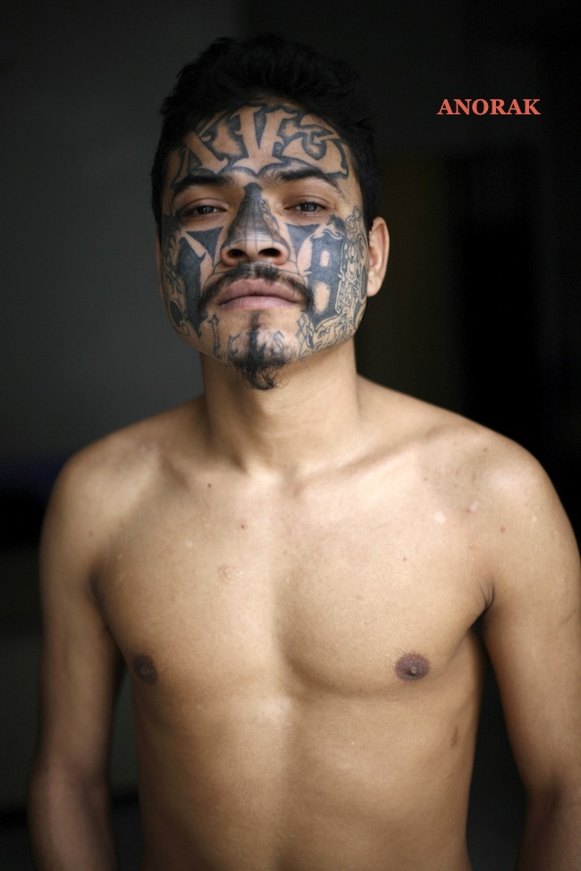 PA 5443516 In photos: the tattooed faces of MS 13 and 18th Street gang members