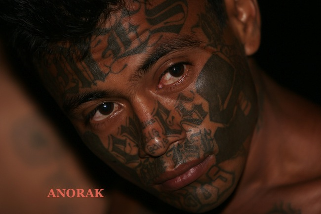 PA 5709992 In photos: the tattooed faces of MS 13 and 18th Street gang members