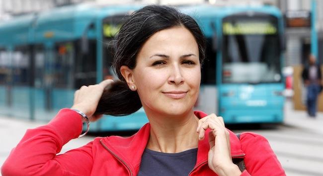Anorak   Iran's Neda Soltani blames lazy media for her plight
