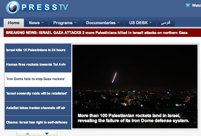 Press tV bias Israel v Hamas: we all know who started it (photos)