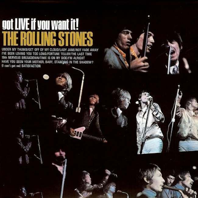 Stones2 The Anthology album of Rolling Stones secret songs