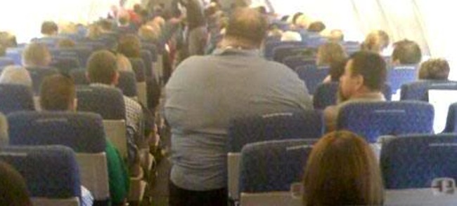 air canada Free air tickets for the dangerous flying obese