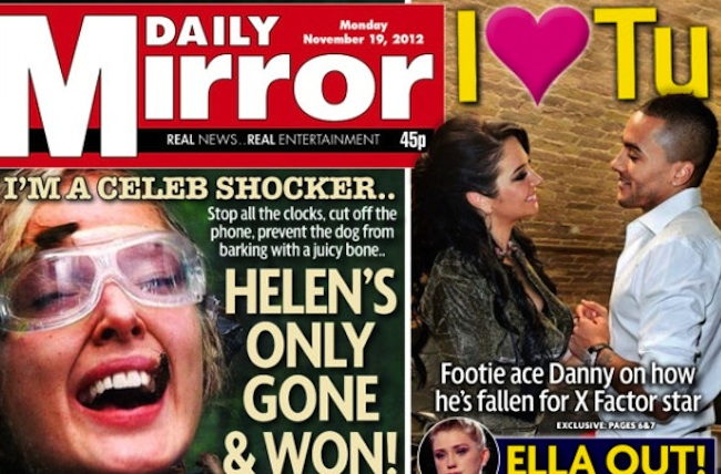 danny tulisa 1 Tulisa and Danny: the media handlers and lawyers take over the love story