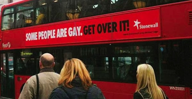 gay bus yorkshire Rotherham man refuses to drive bus with gay rights advert on it