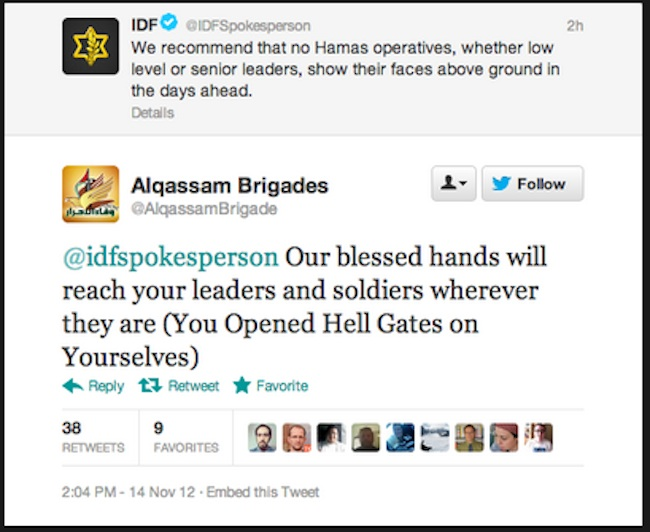 hamas twitter IDF #HamasBumperStickers   Israel and Hamas supporters duel on Twitter