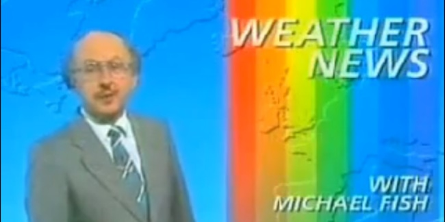 micahel fish weather Doris son recalls the great storm of 1987 in Ipswich (audio)