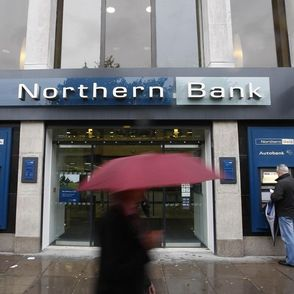 northern bank robber Nine years for bank robber who took empty cash box 