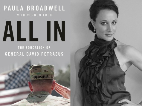 paula broadwell Paula Broadwell makes CIA Director David Petraeus question his rules