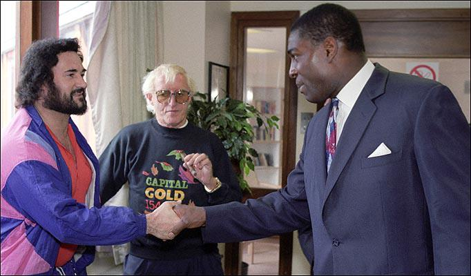 Jimmy Savile: Did the BBCs Paedo watch The Yorkshire Ripper kill?