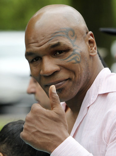 10954600 Africa thinks Mike Tyson has had a sex change (extreme fema