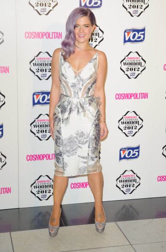 15009887 Kelly Osbourne on the sin of eating what you want