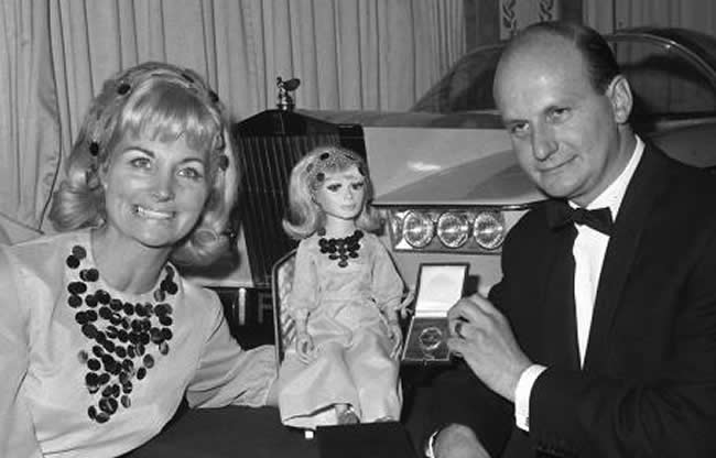 1675922 RIP Gerry Anderson and his supermarionation heroes