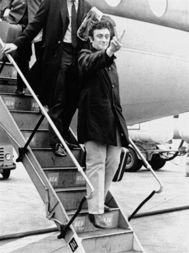 8631962 1963: Lenny Bruce is banned from Britain in the public interest