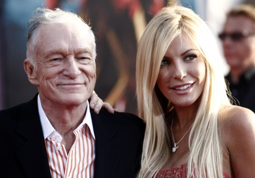 8754789 Crystal Harris and Hugh Hefner tie the pre nup