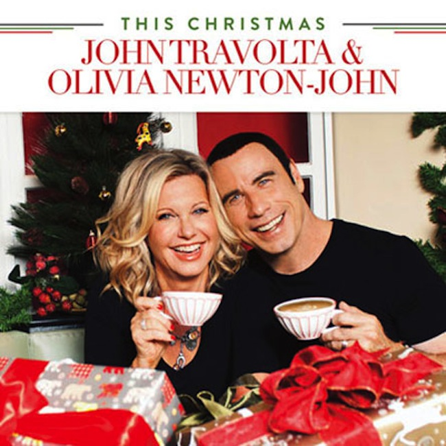 I Think You Might Like It1 John Travolta and Olivia New Ton John says I Think You Might Like It (video)