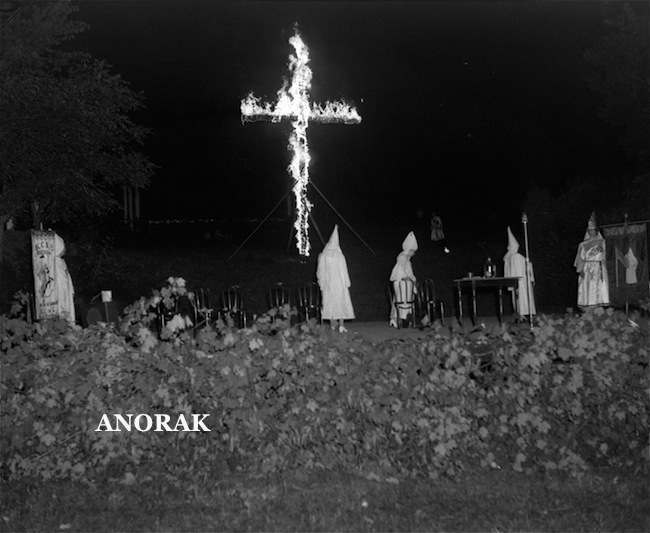 PA 8659752 The story of the Klu Klux Klan in pictures: ra