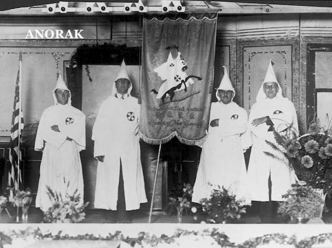 PA 9025126 The story of the Klu Klux Klan in pictures: racism, civil rights and murder