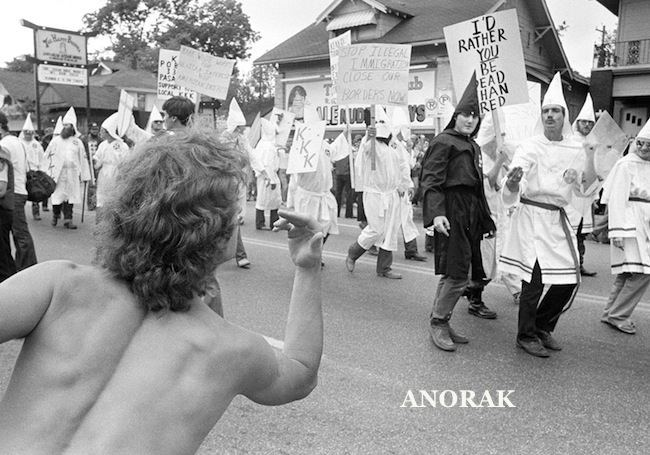PA 9518975 The story of the Klu Klux Klan in pictures: racism, civil rights and murder