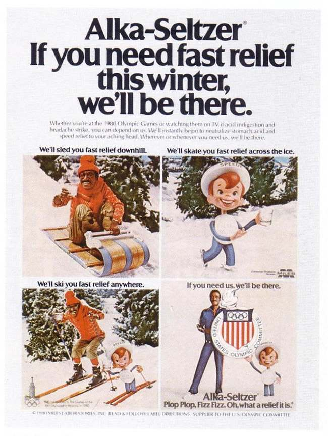 alka seltzer 1978: have yourselves a Sammy Davis Christmas with Alka Seltzer
