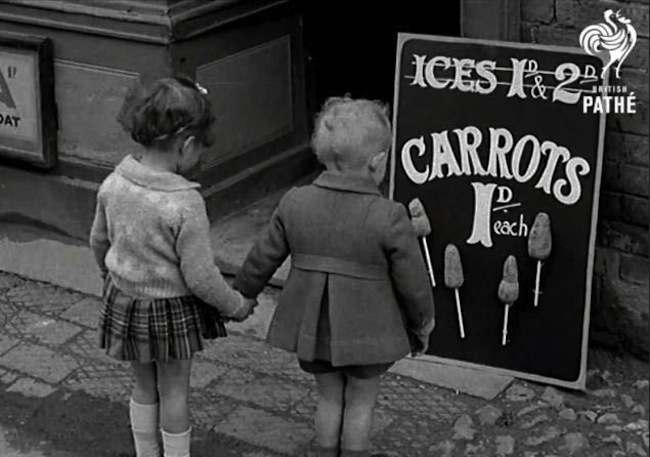carrots 2 How carrots won World War Two